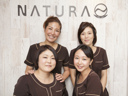 NATURA代官山のアルバイト情報